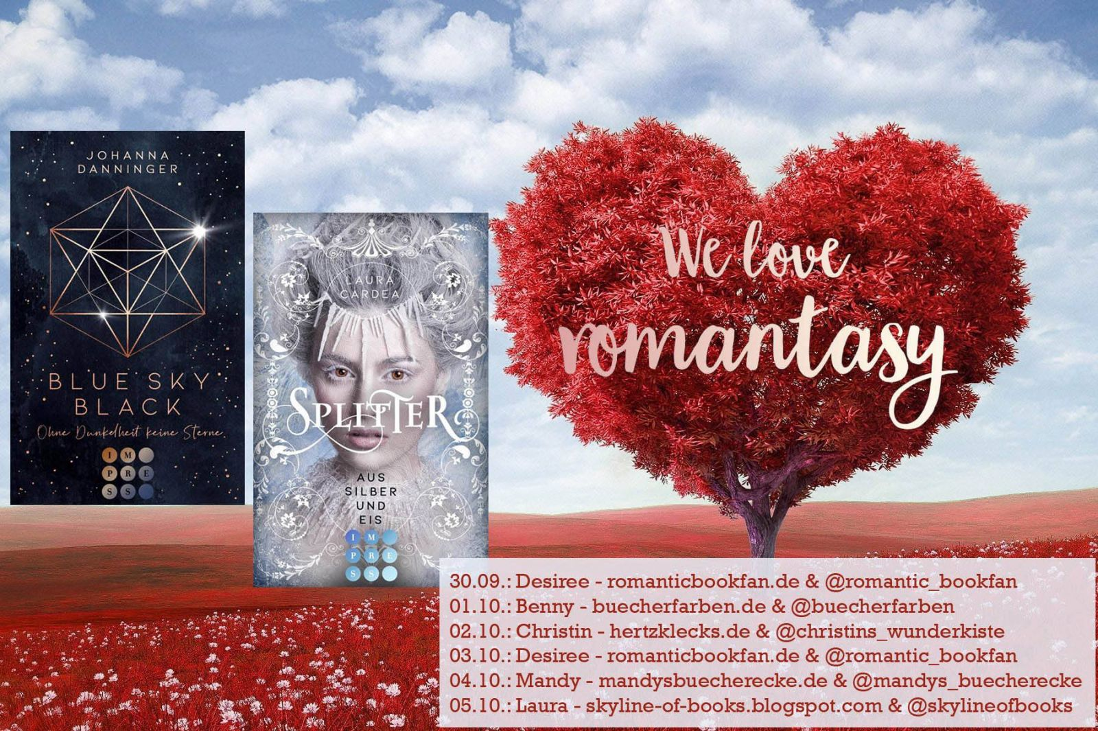 We love romantasy